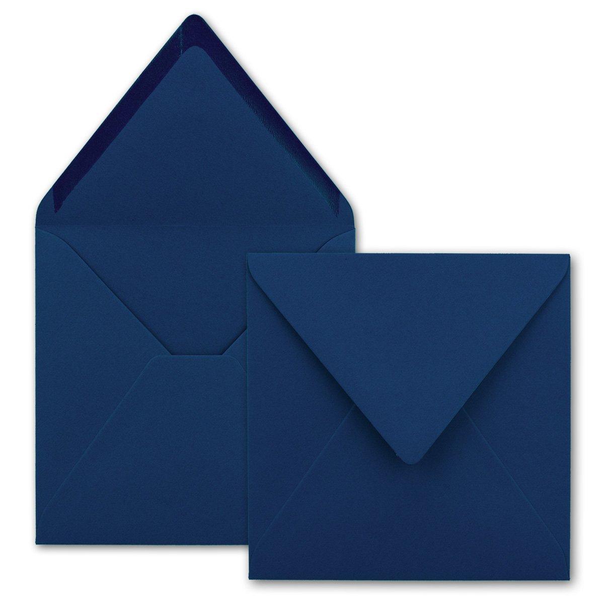 Quadratische Brief-Umschläge - Farbe Hochweiss     150 Stück   155 x 155 mm   Nassklebung   Für Einladungen & Hochzeit    Serie FarbenFroh® B07D2FYLYB   Spielzeugwelt, fröhlicher Ozean  abed3c