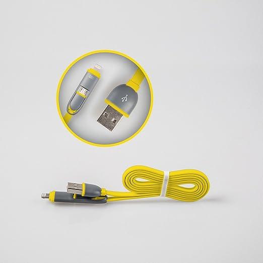oygroup 2 in1 USB cargador cable de carga para Apple Iphone ...