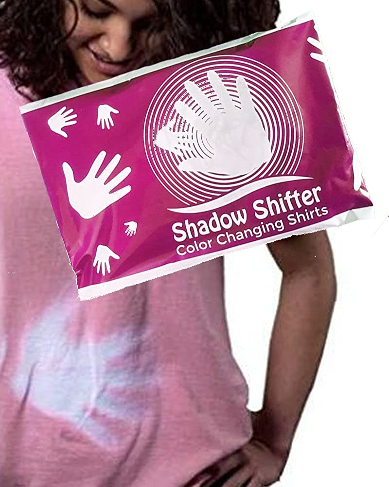 Amazon Shadow Shifter Adult Womensunisex Color Changing T