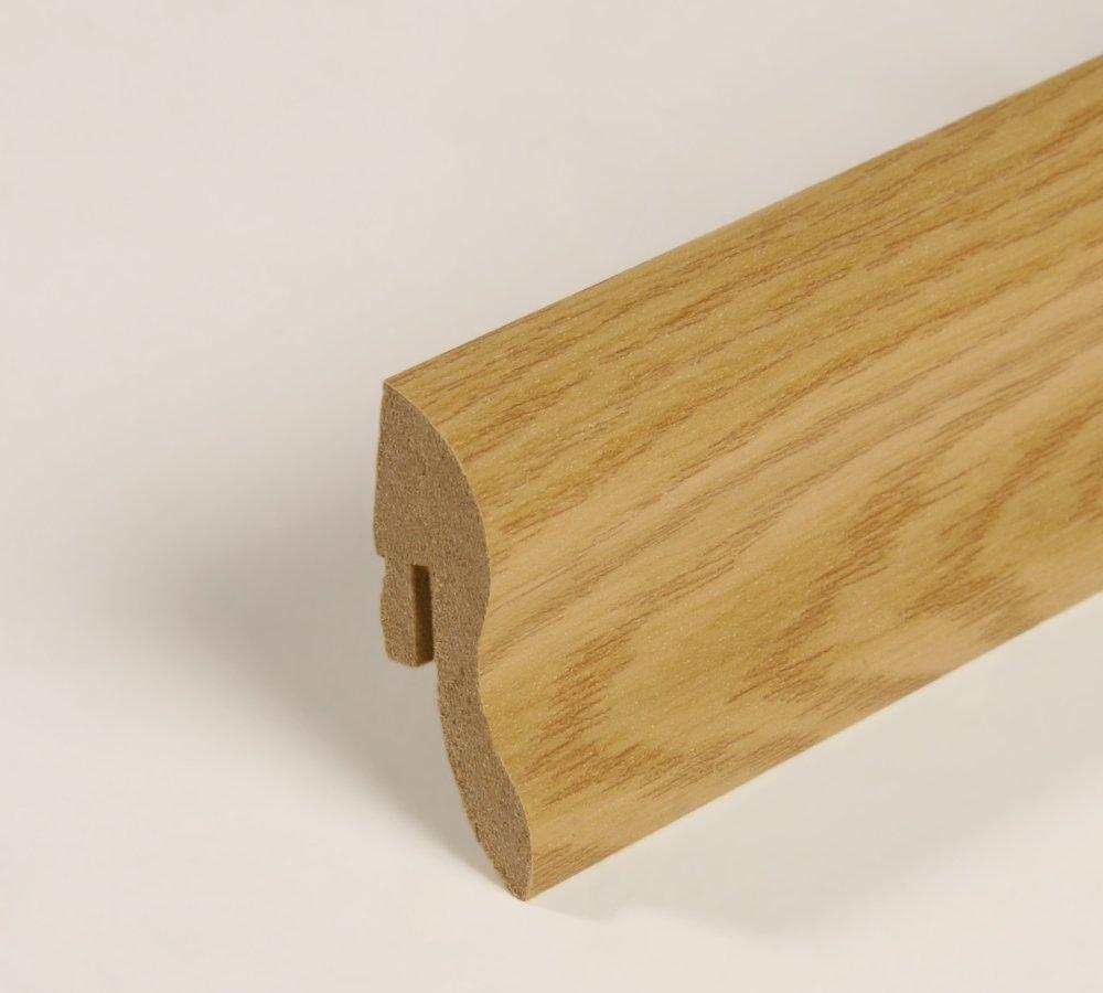 Hervorragend 25m Sockelleisten All Inclusive Paket Eiche hell: Amazon.de: Baumarkt YY95