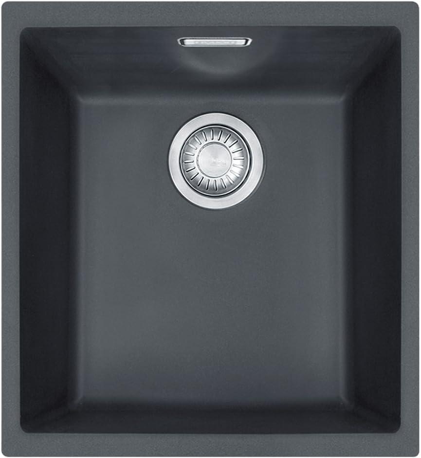 Onyx FRANKE 125.0331.037 SID 160 /évier en Tectonite
