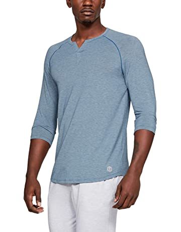 28d3fcbd Under Armour Men's Recovery Sleepwear Henley Undershirt