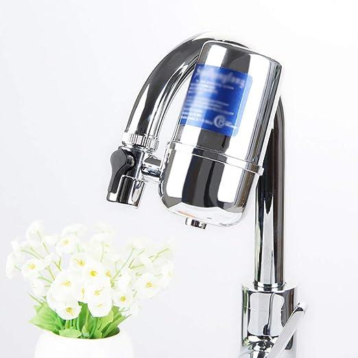 XHHWZB Filtro de Agua de Grifo con Material Ultra adsorbente ...