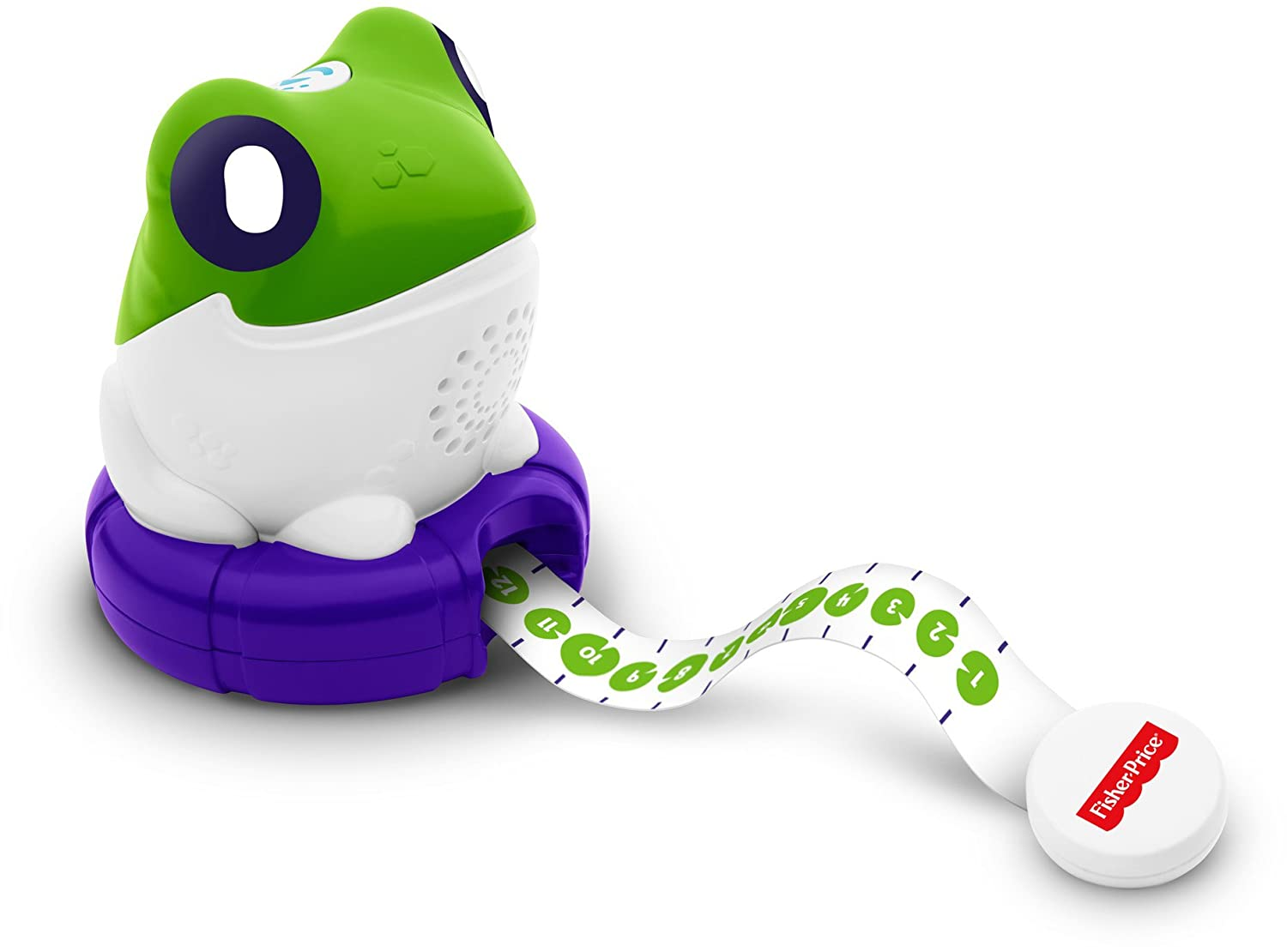 Fisher Price Think Learn Measure with Me Froggy Tape Measure