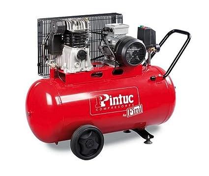 Pintuc; MK 103-50-3M 50ltr 3CV; Compresor de aire portátil,