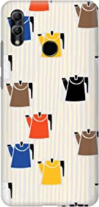 ستايلايزد غطاء هواوي اونر 10 لايت سهلة التركيب وبتصميم رقيق مطفي اللمعان