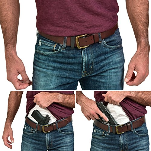 Concealment Express: S&W J Frame 442/642 Tuckable Ambidextrous IWB