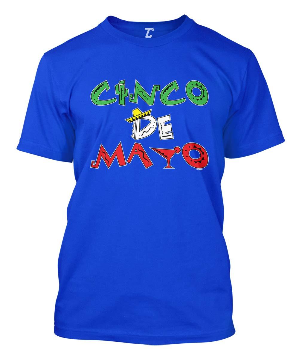 Cinco De Mayo Drinking Tequila T Shirt 8810