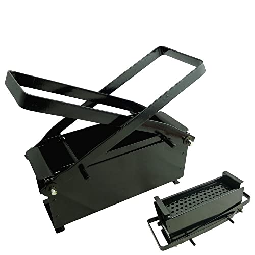 Paper Log Briquette Maker - Simply Recycle Your Old Papers