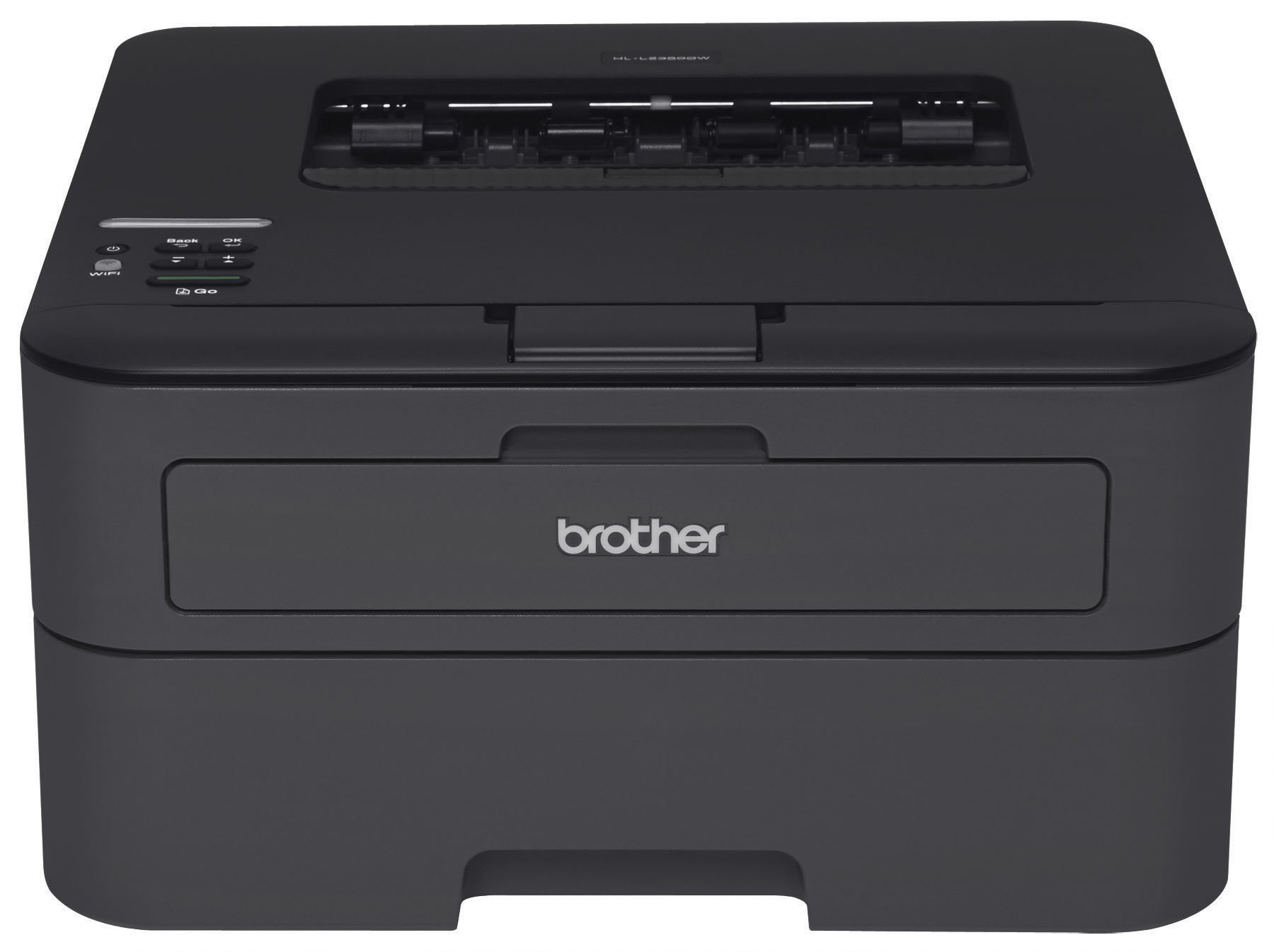 Brother Printer EHLL2340DW Wireless Monochrome Printer (Certified Refurbished) by Brother (Image #1)