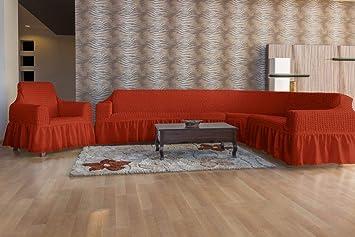 Mixibaby - Funda de sofá Esquina para sillón (2 sillones y ...