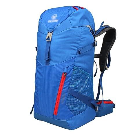 mochilas montaña Al aire libre 30L Mountaineering Hombro Bolso Hombres Y Mujeres Ocio Viaje Ultra-