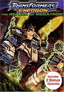 Transformers: Energon: Return of Megatron [Import]