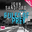 Rules of Prey: A Lucas Davenport Mystery, Book 1 Audiobook by John Sandford Narrated by Richard Ferrone