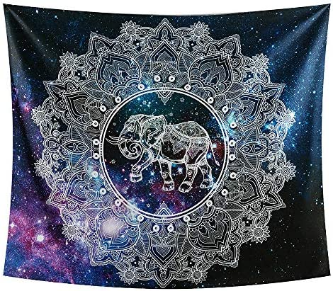 INTHouse Elephant Tapestry Psychedelic College Dorm product image