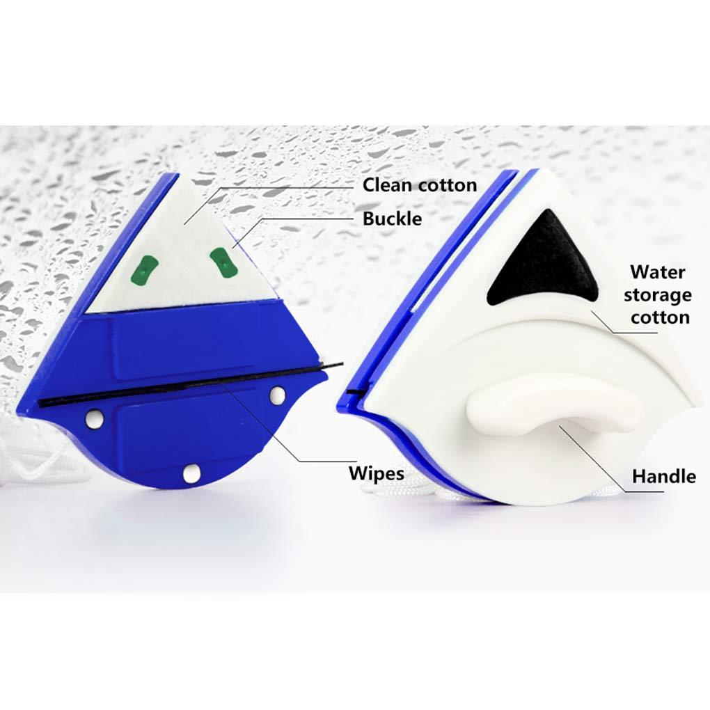 Provide The Best Double Sided casa Finestra Spazzola per la Pulizia di Vetro Magnetica Brush Cleaner Rondella Spazzola Glass Window Scrubber