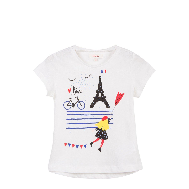 Catimini Girl's Tee T-Shirt CJ10305