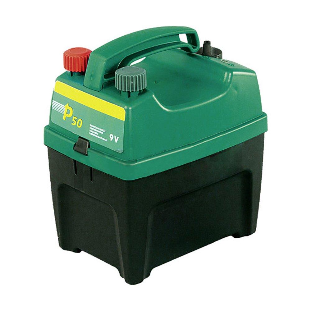 P50, Batterien Weidezaun-Gerät für 9V - 141500