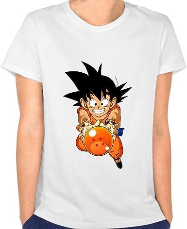 Loly marca mujeres de manga japonés Akira Goku Dragon Ball ...