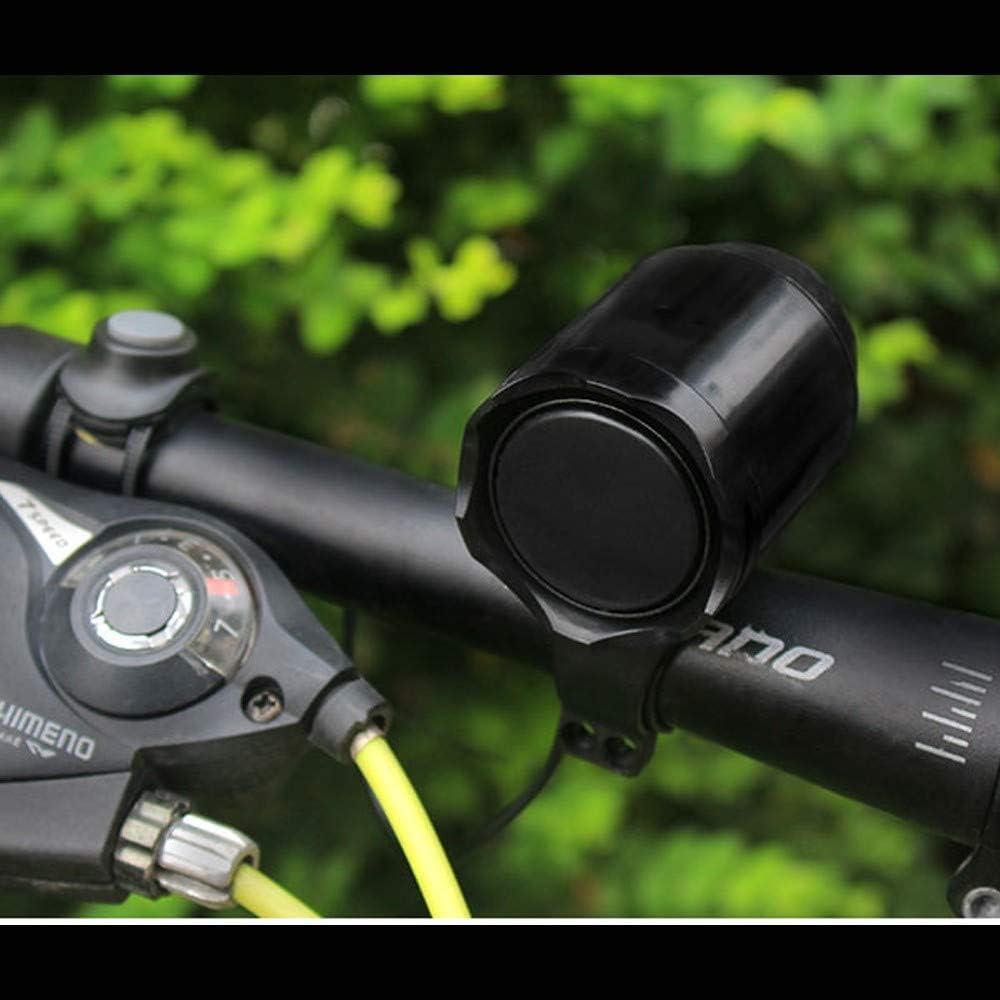 ZXASDC Timbre de Bicicleta, Timbre de Bicicleta Eléctrica con ...