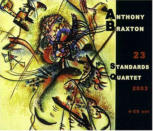 23 Standards (Quartet) 2003 by Leo Records UK