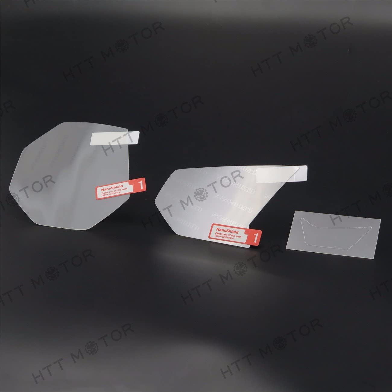 XKMT-Cluster Scratch Protection Film Screen Shield Protector Compatible with Yamaha YZF R3 //MT-03 B073SK176P