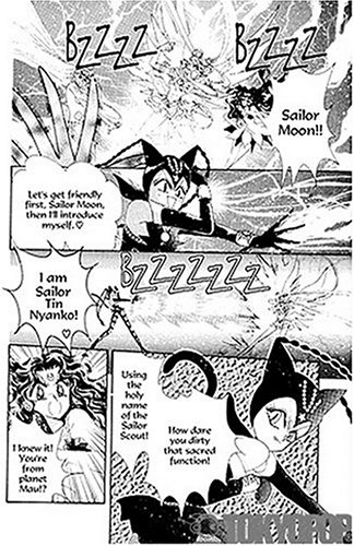 Sailor Moon Stars # 3 by TOKYOPOP (Image #8)