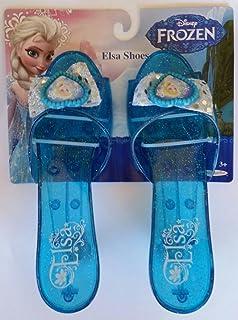Disney Frozen Elsa Shoes & Amazon.com: Disney Store Pocahontas Costume Shoes/Sandals for ...