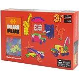 Plus-Plus Mini Neon 480 3-in-1 Building Kit