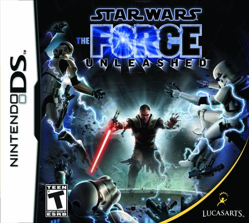 Star Wars: The Force Unleashed NDS (Ds Star Wars Games)