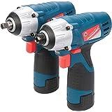 Silverline 262266 - Llave de impacto y atornillador de impacto Silverstorm 10,8 V (10,8 V)