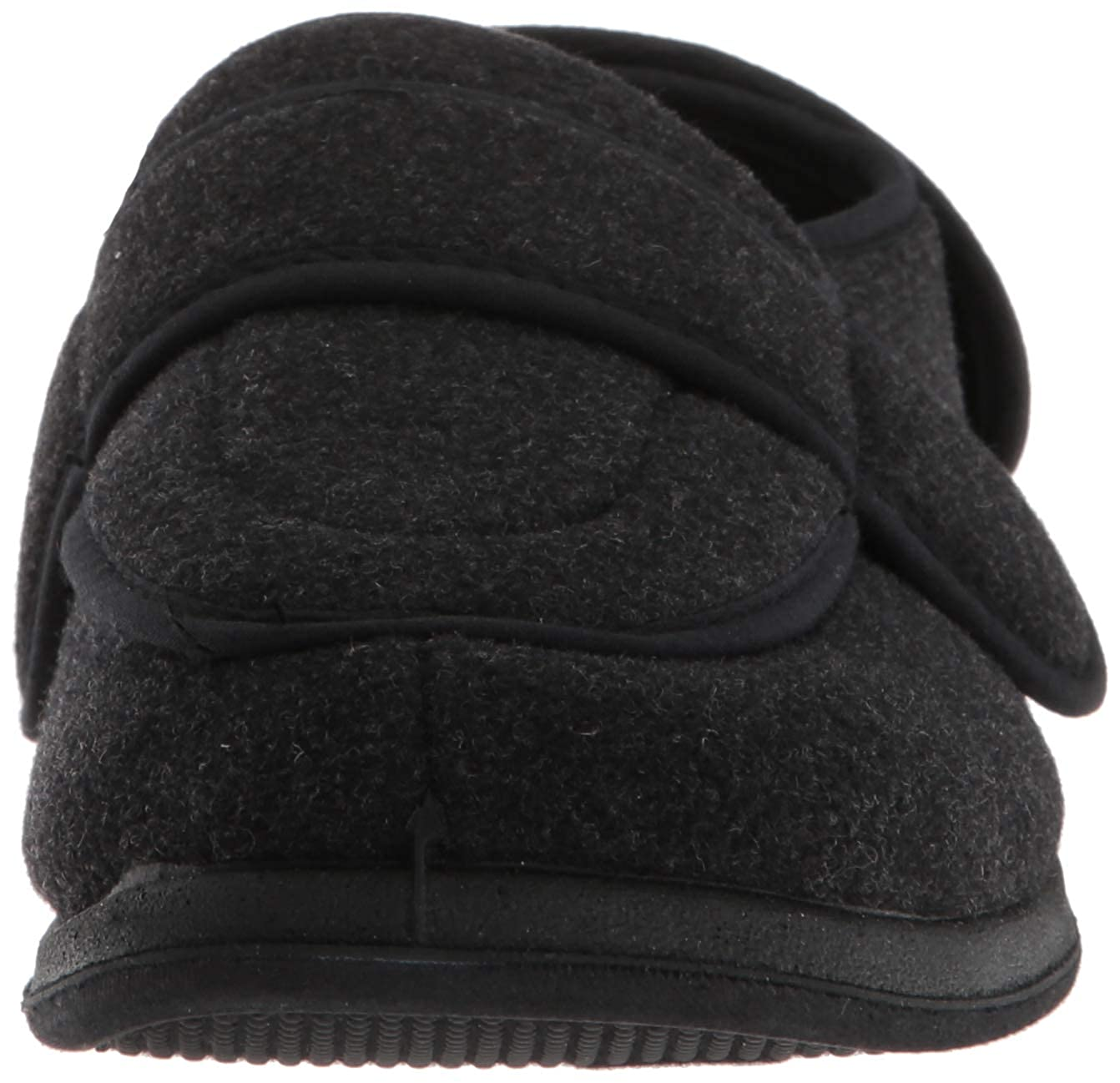 Foamtreads Mens Extra-Depth Wool Slippers