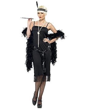 Smiffys Smiffys-25278M Disfraz de Joven a la Moda de los años 20 ...
