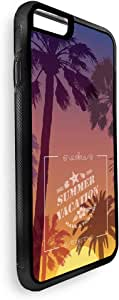 summer facation Printed Case for iPhone 6 Plus