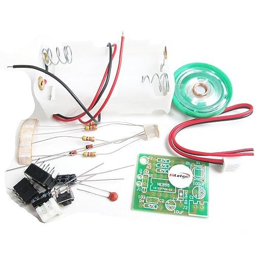 Electronics kits amazon hiletgo electronic diy production suite doorbell kit solutioingenieria Gallery