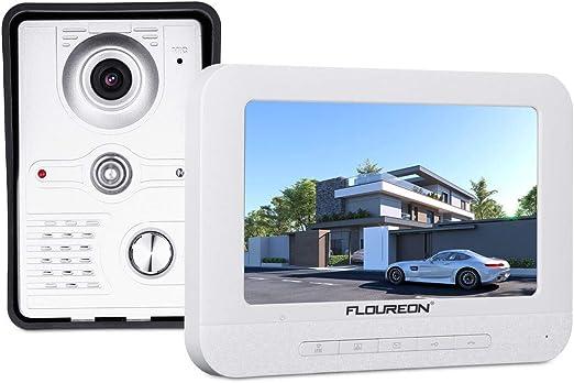 Monitor Gegensprechanlage für Privathäuser NEU Videosprechanlage Türklingel