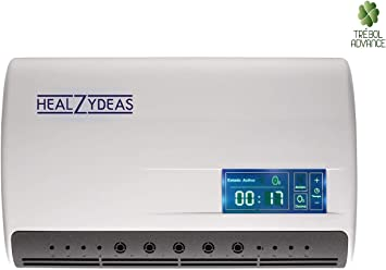 Ozonizador Ozono Plus Generador de Ozono Aniones aire y agua ...