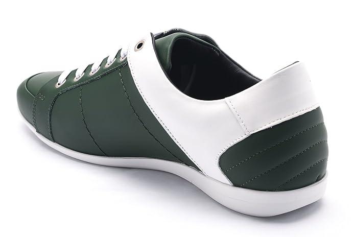 8e55ab51a3714 Amazon.com: Versace Collections Men's Medusa Logo Low Top Sneakers ...