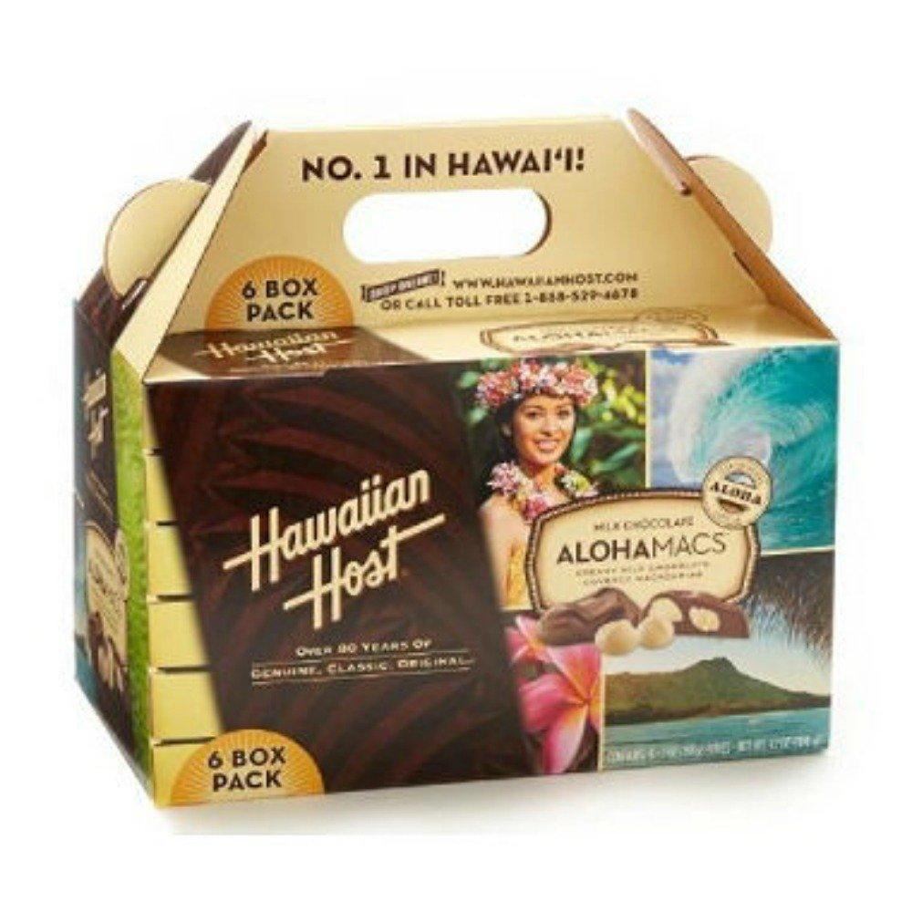 Hawaiian host macadamia nuts