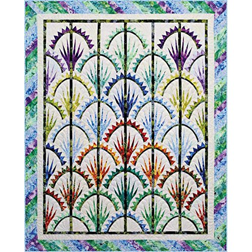 Clamshell Quilt Pattern by Quiltworx