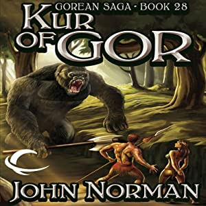 Kur of Gor Audiobook