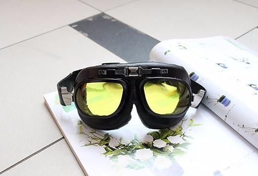 KHSKX Lunettes de moto en plein air équitation vent gogglesC lunettes lunettes de sport de0fGj