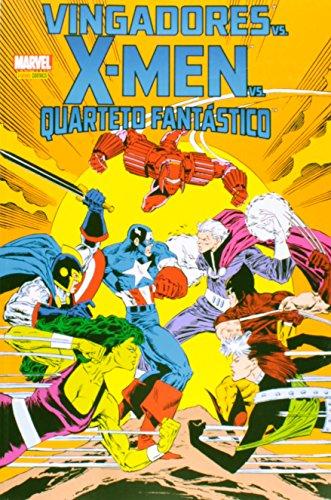 Vingadores vs X-men vs Quarteto Fantástico: 01