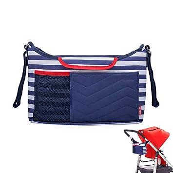 Universal Baby Trolley Storage Bag Stroller Cup Carriage Pram Buggy Organizer ly