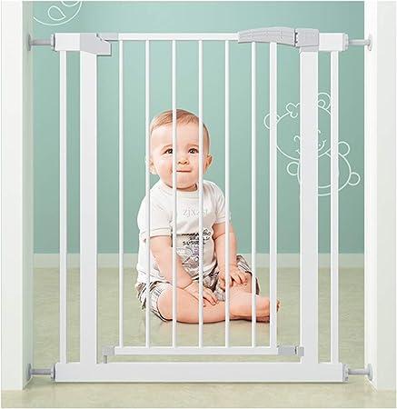 Valla Seguridad Barreras de puerta Ampliable Presión Bebé Puerta De La Barra De Seguridad Del Montaje