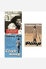 Iceberg Slim Trick Baby,Naked Soul And Pimp 3 Books Collection Set Paperback