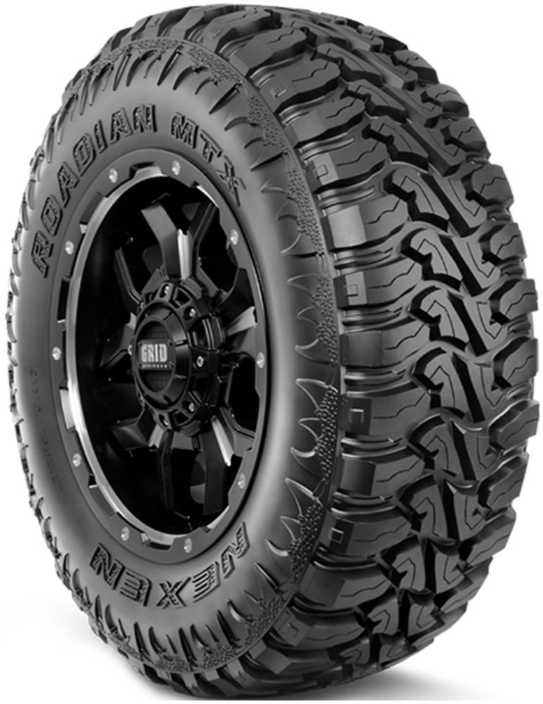 Nexen Roadian MTX All_Terrain Radial Tire-35X12.50R15 113Q C-ply 15871NXK