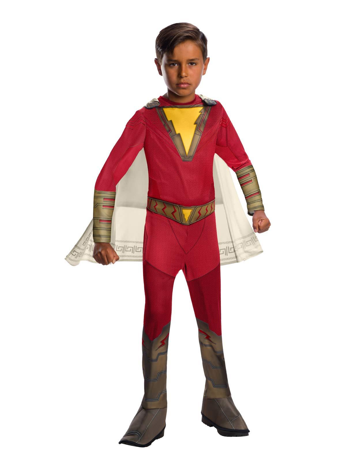 Rubie's 700707_M Movie Child's Shazam Costume, Medium, As As Shown