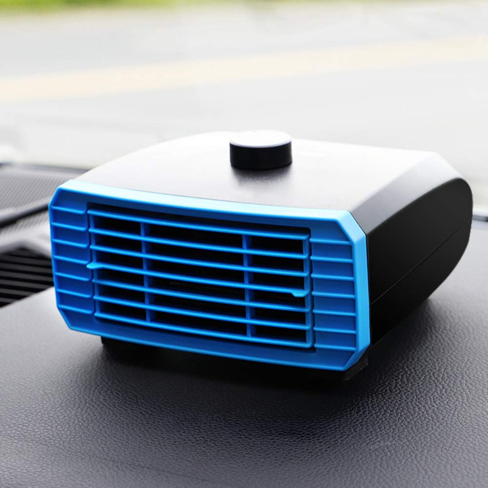 Chauffage mobile 12 V D/éshumidificateur dair D/éshumidificateur de voiture portable 150 W 12v 12 V Chauffage USB Chauffage de voiture 24 V 120 W