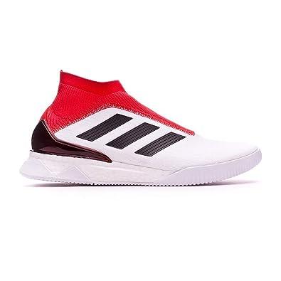 adidas PRougeator Tango 18+ TR, Chaussures de Futsal Homme, Blanc